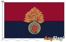 ROYAL FUSILLIERS ANYFLAG RANGE - VARIOUS SIZES